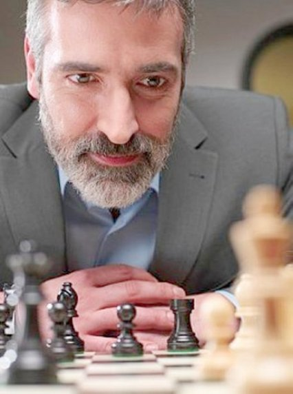 Chess is a highly intellectual game that enhance brain activity