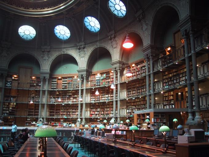 Современная библиотека - культурный центр города.