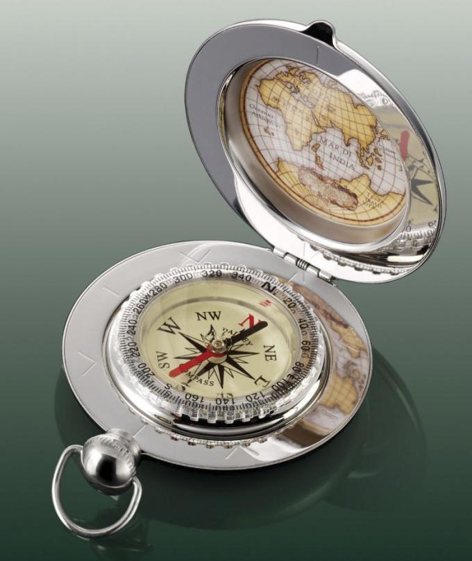 Как выбрать компас