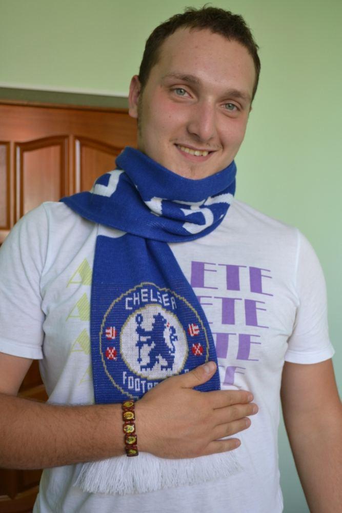 Как завязывать фанатский <strong>шарф</strong>