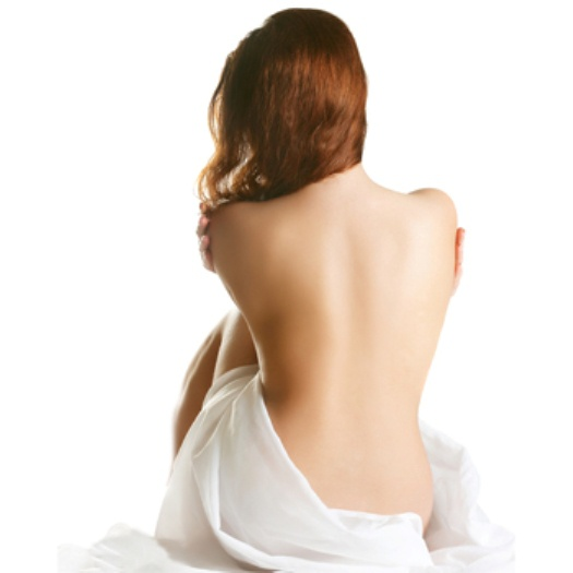 How to get rid of age spots on the back