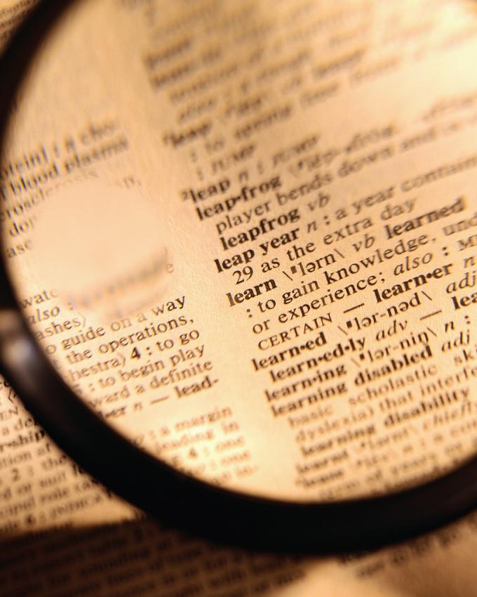 Словарь - лучший друг человека, который решил серьезно заниматься иностранным языком