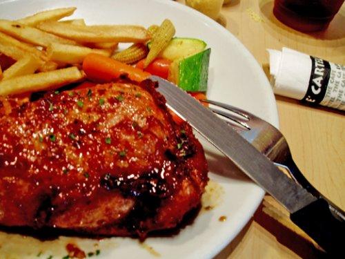 Как приготовить курицу с медом