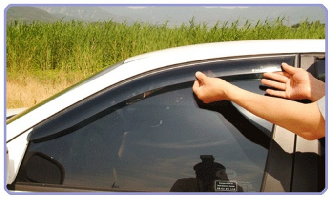 How to glue a windshield