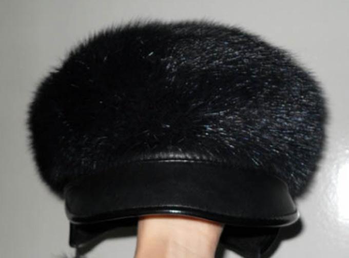 Как покрасить шапку