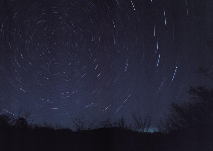 Как фотографировать звезды