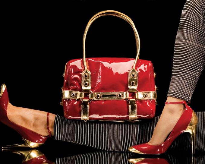 Как подобрать сумку к обуви