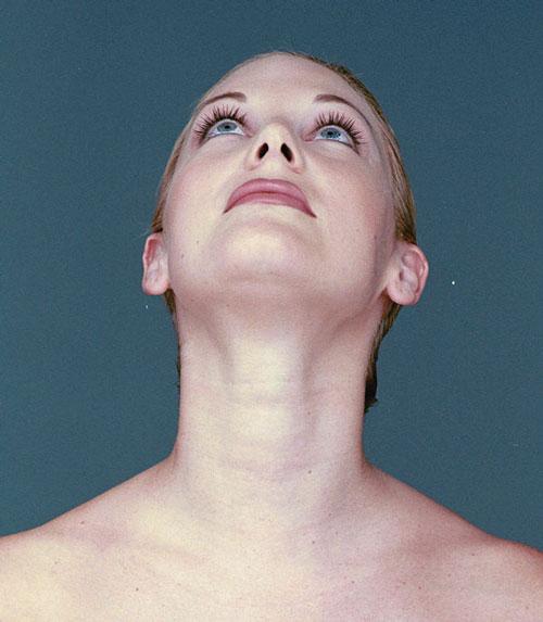 Как сделать шею длиннее