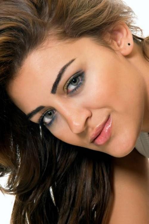 Макияж для зеленых глаз - фото и видео. Как сделать макияж 100
