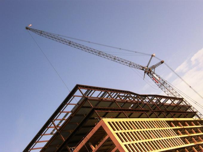 Совет 1: Как оформить строящийся дом