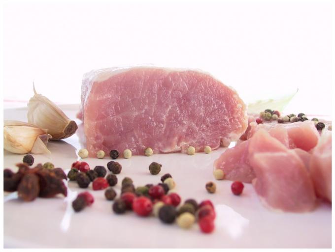 Как определить свежесть мяса