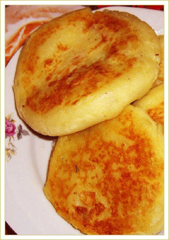 How to cook potato patties