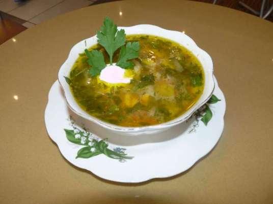Как приготовить суп со свининой