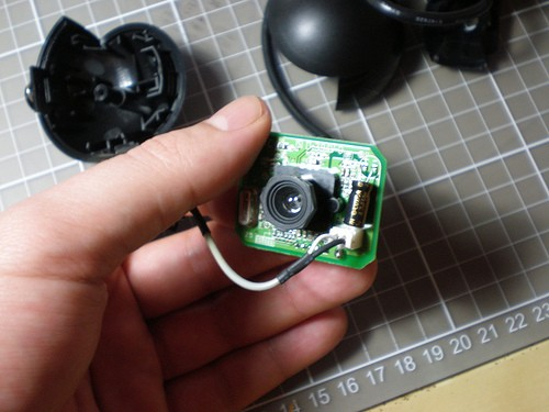 How to put a hidden camera