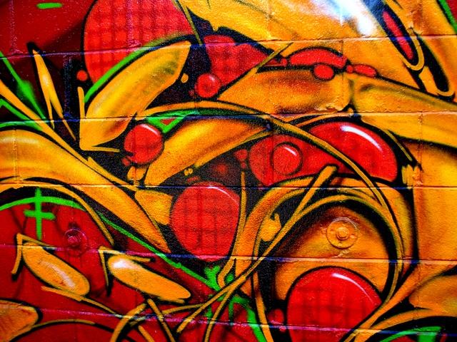 Рисунок граффити: как обучиться