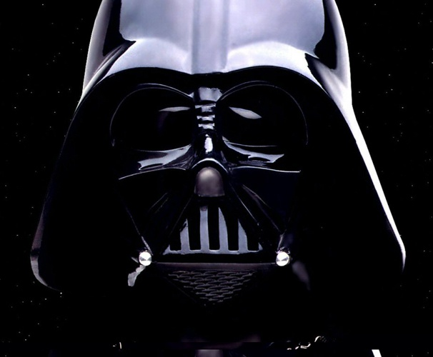 How to make a Darth Vader helmet