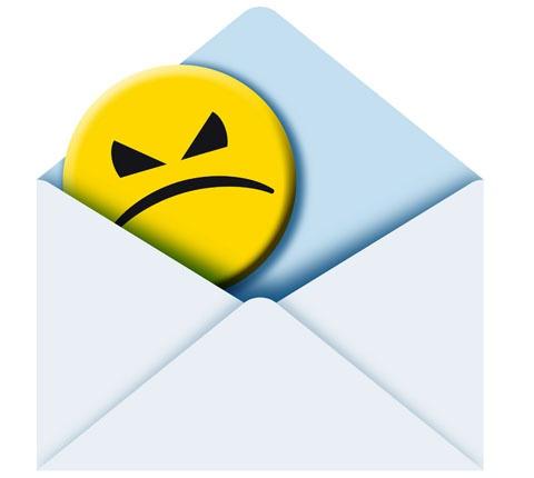 Как отправить пустое сообщение