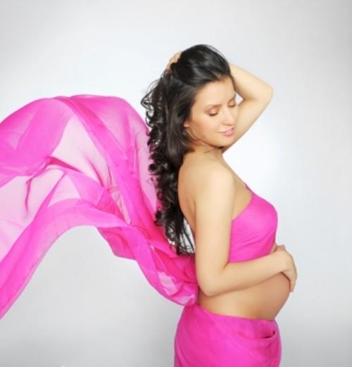 Как быть красивой беременной