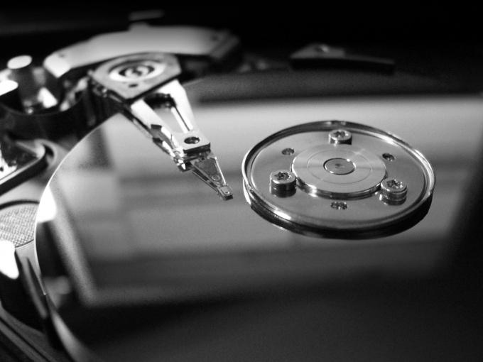 Как удалить разделы в диске