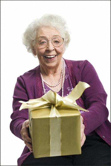 Как поздравить с юбилеем бабушку