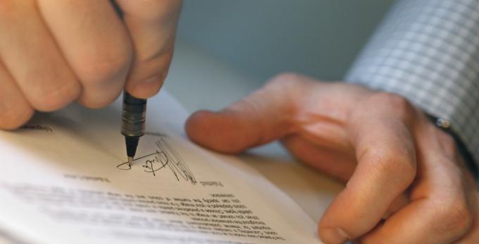 Как заключить агентский договор