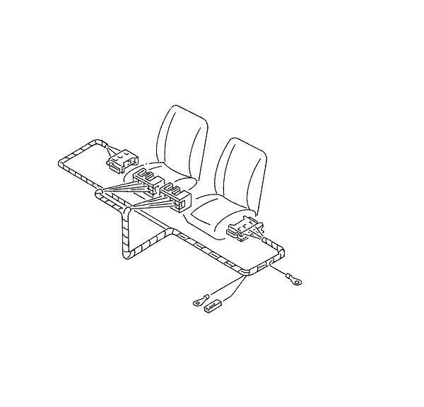 Как подключить обогрев <strong>сидений</strong>