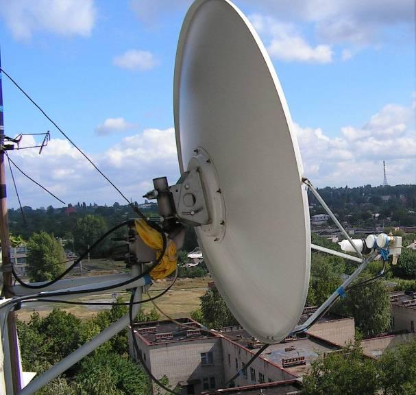 Как выбрать спутниковое тв