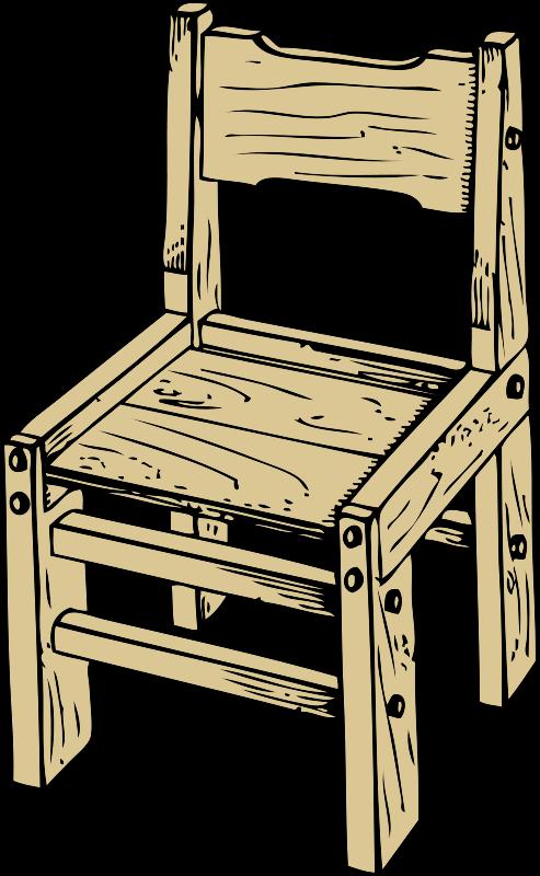 Как сделать самому деревянный стул