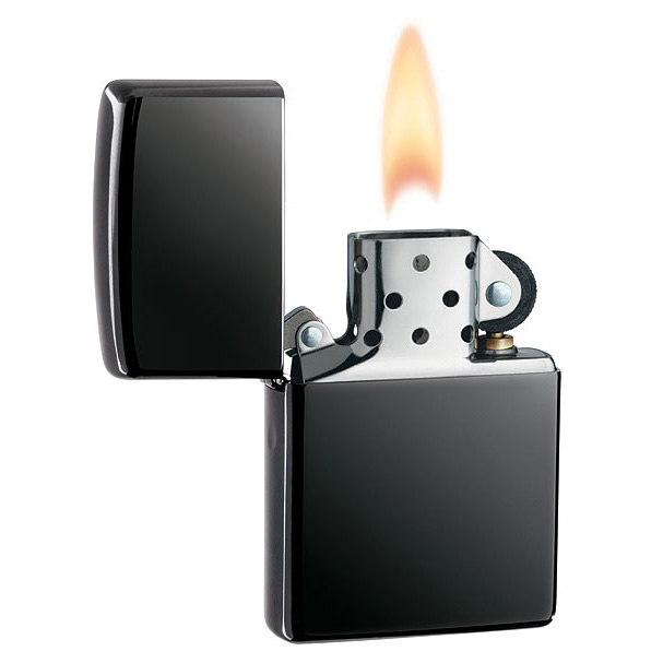 How to fill a petrol lighter
