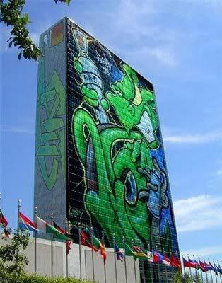 Как научиться писать граффити