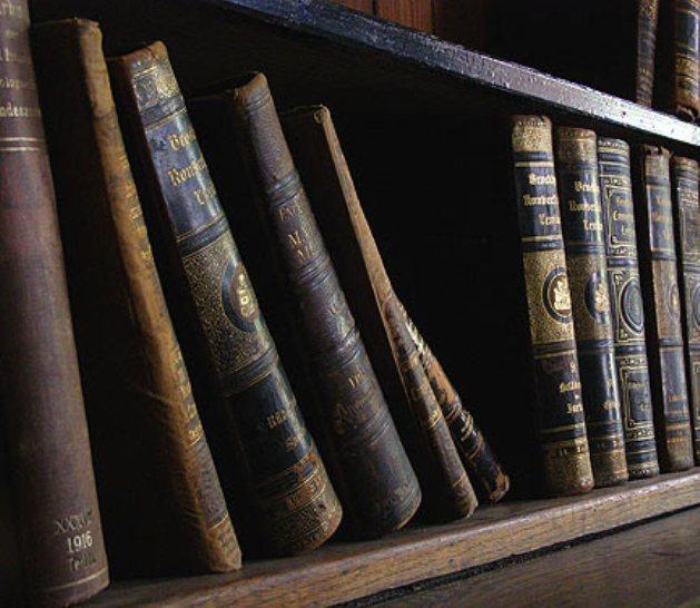 Как продать старые книги
