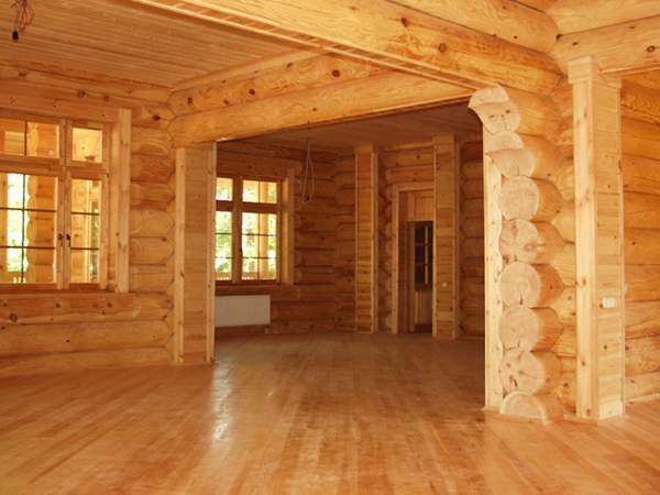 Как делать деревянный пол