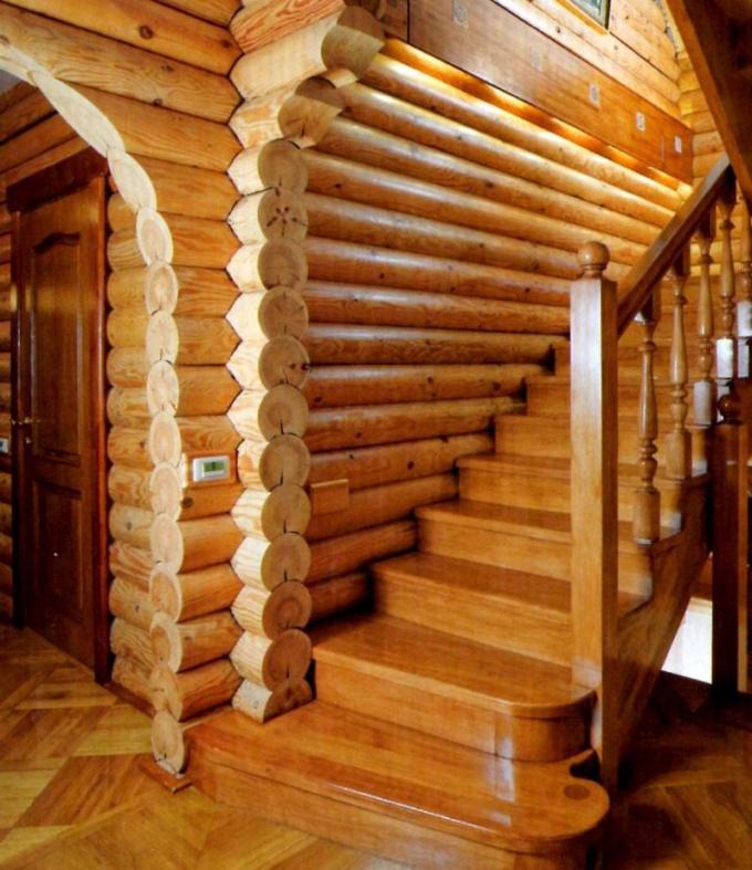 Как отделать деревянный <strong>дом</strong>