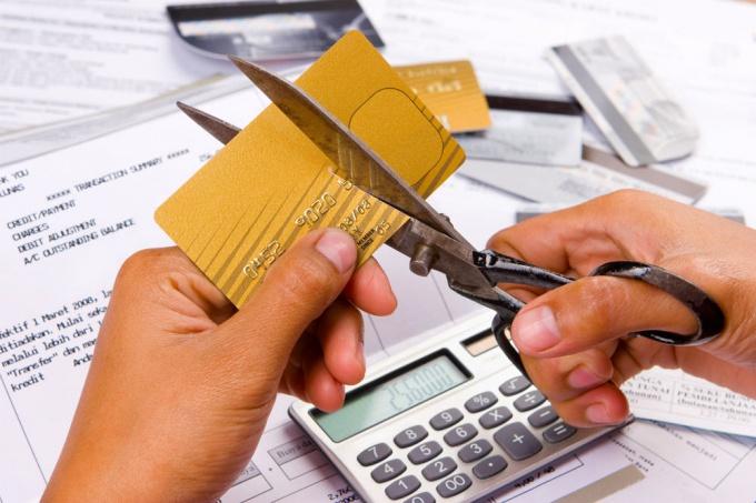 Как отказаться от кредитной <strong>карты</strong>