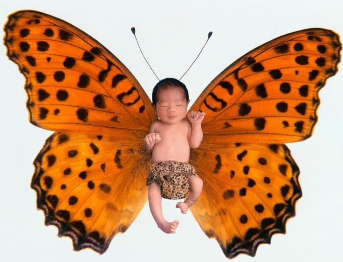 Как оформить фотоальбом ребенка