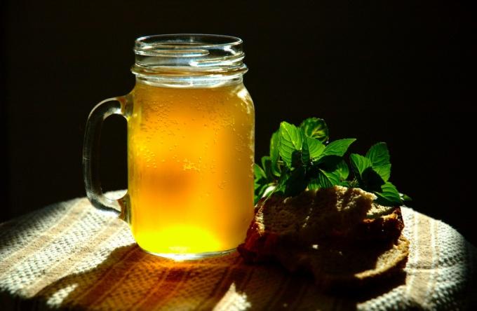 Лучший способ утолить жажду - выпить квасу