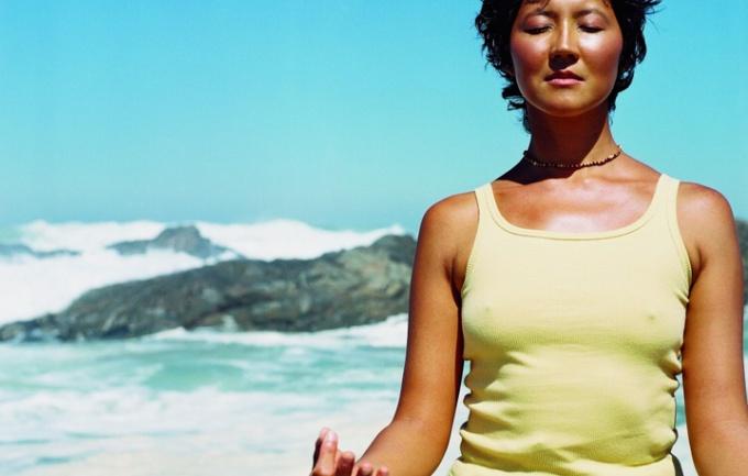Изучайте очистительное дыхание - оно поможет при голодании