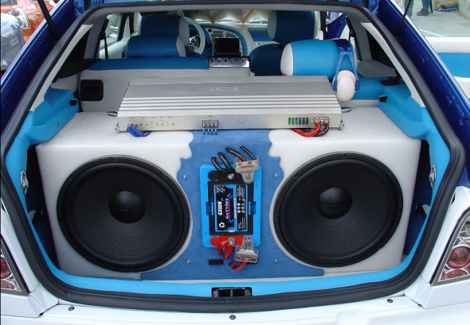 How to choose a amplifier in the car