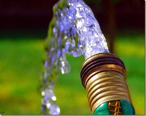 Как найти воду в земле