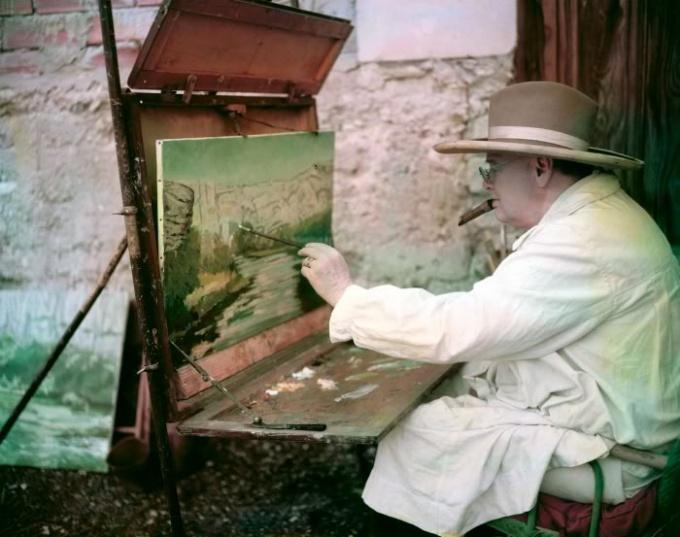 Как нарисовать красивую картину