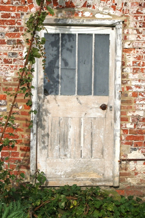 Как снять краску с двери