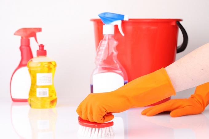 Как очистить кухню