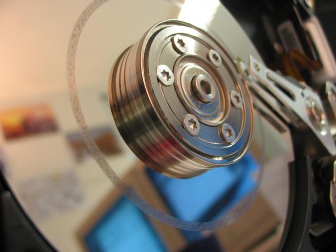 Как восстановить диск после форматирования