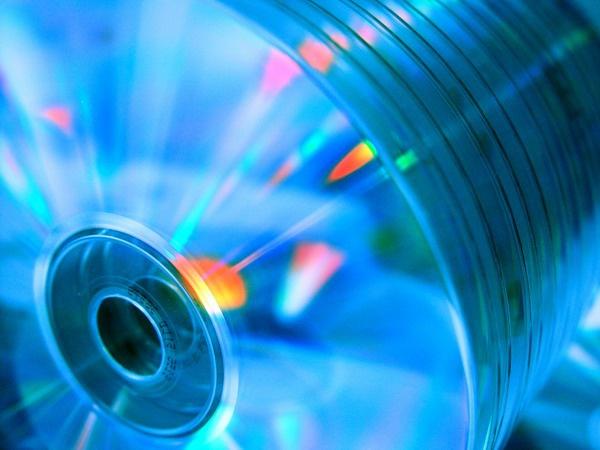 Как записать фильм на диск