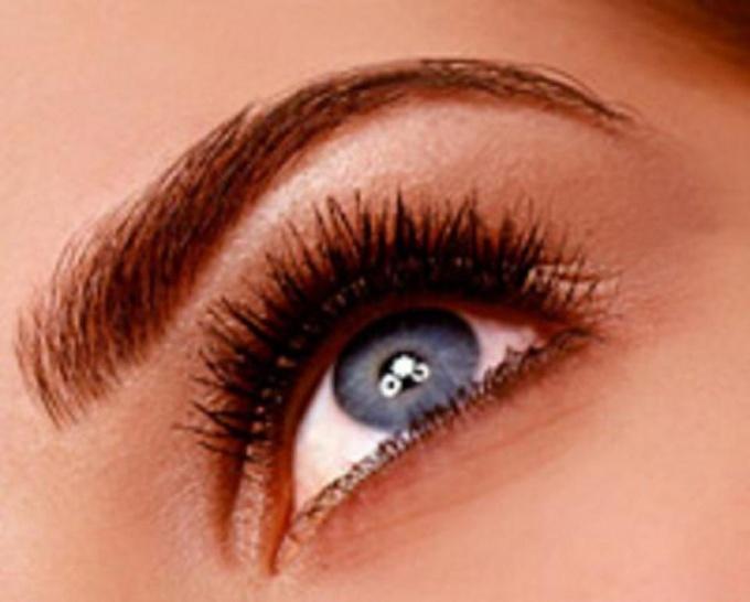 Как лечить ожог глаза