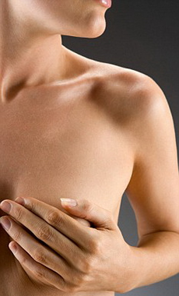 How to treat a cyst of the breast
