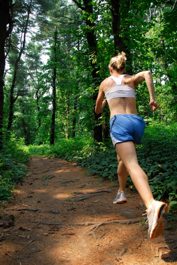Как пробежать 3 км