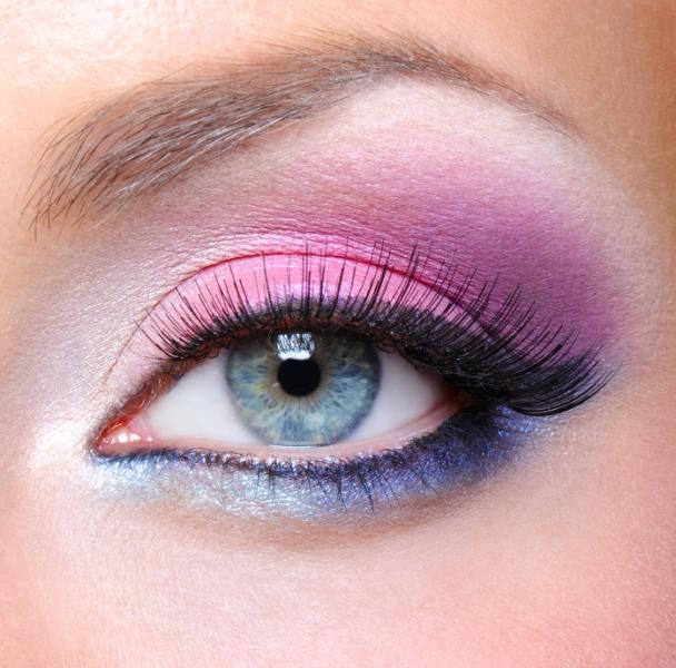 Как сделать цвет глаз ярче