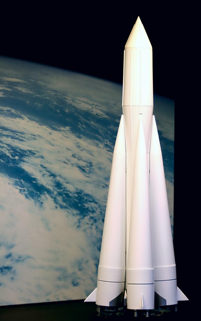 Как рисовать ракету