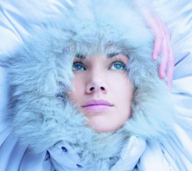 Как защитить лицо в мороз